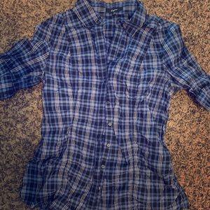 Express Button-Down Dress Shirt